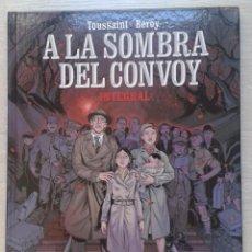 Cómics: A LA SOMBRA DEL CONVOY. EDICIÓN INTEGRAL, DE JOSÉ MARÍA BEROY. Lote 96029195