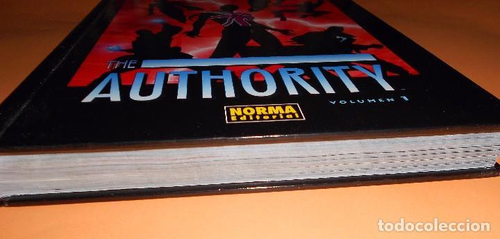 Cómics: THE AUTHORITY. VOLUMEN 1. WARREN ELLIS. IMPECABLE. - Foto 5 - 96136139