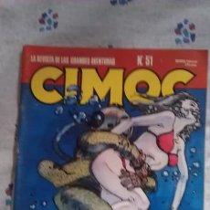Cómics: CIMOC Nº 51. Lote 96173587