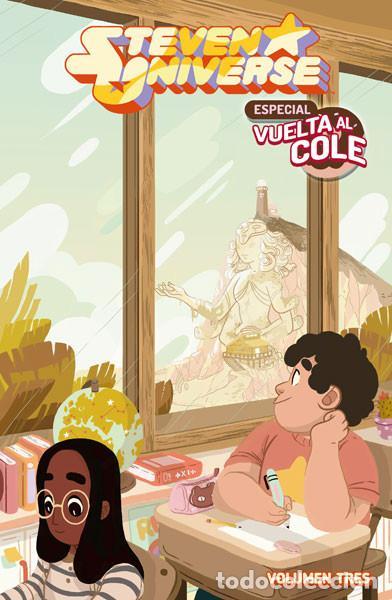 CÓMICS. STEVEN UNIVERSE 3. ESPECIAL VUELTA AL COLE - JONES-QUARTEY/JEREMY SORESE/KENDRICK-HORTON/DU (Tebeos y Comics - Norma - Comic USA)