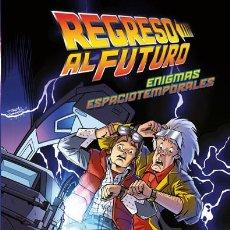 Comics - Cómics. REGRESO AL FUTURO 2. ENIGMAS ESPACIOTEMPORALES - Bob Gale/John Barber (Cartoné) - 96306167