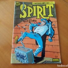 Cómics: THE SPIRIT. NORMA EDITORIAL. N° 3. BUEN ESTADO. 4 HISTORIAS COMPLETAS. WILL EISNER. Lote 96433167