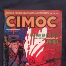 Cómics: CIMOC Nº 8. Lote 96576299