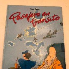 Cómics: ALBUMES DE CAIRO Nº 3. PASAJERO EN TRANSITO. PERE JOAN. NORMA 1984. Lote 96750247