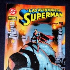 Cómics: LAS AVENTURAS DE SUPERMAN: MUNDOS EN GUERRA TOMO Nº 3 (DE 4) IMPECABLES.SUPEROFERTA. Lote 96786907