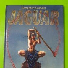 Cómics: JAGUAR NºS 1 2 Y 3 LOTE DE LOS 3 NÚMEROS EN TAPAS DURAS CASTERMAN Y NORMA EDITORIAL. Lote 96887691