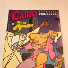 Cómics: REVISTA CAIRO Nº 42. NORMA 1981. Lote 97038455