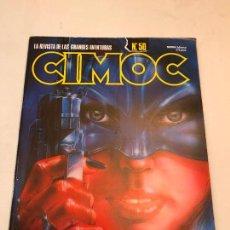 Cómics: CIMOC Nº 50. NORMA 1981. Lote 97044495