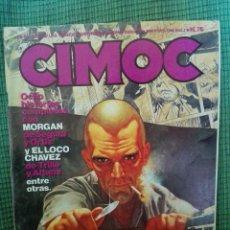 Cómics: CIMOC 76. Lote 97097071