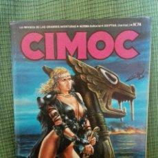 Cómics: CIMOC 74. Lote 97097183