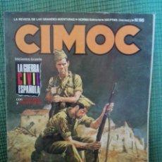 Cómics: CIMOC 66. Lote 97097435