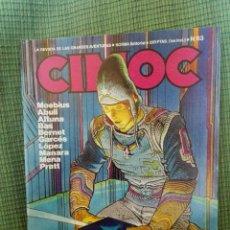 Cómics: CIMOC 63. Lote 97097559