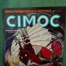 Cómics: CIMOC 7. Lote 97097651