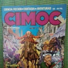 Cómics: CIMOC 9. NORMA EDITORIAL.. Lote 97097903