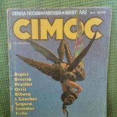 Cómics: CIMOC 11. NORMA EDITORIAL.. Lote 97097971