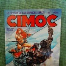 Cómics: CIMOC 31. NORMA EDITORIAL.. Lote 97098619