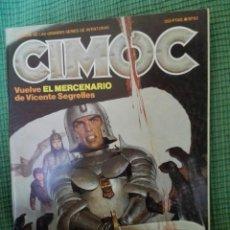 Cómics: CIMOC 83. NORMA EDITORIAL.. Lote 97178851