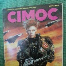 Cómics: CIMOC 82. NORMA EDITORIAL.. Lote 97179315