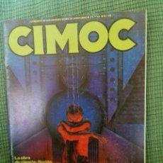 Cómics: CIMOC 105. NORMA EDITORIAL.. Lote 97179619