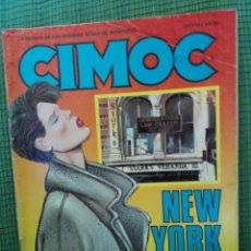 Cómics: CIMOC 80. NORMA EDITORIAL.. Lote 97179691