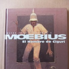 Cómics: MOEBIUS EL HOMBRE DE CIGURI / MAYOR FATAL VOL. 2 NORMA EDITORIAL 1995. Lote 97190187