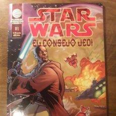 Cómics: STAR WARS: EL CONSEJO JEDI. Nº 1 (DE 2). PLANETA DEAGOSTINI COMICS. 2002.. Lote 97254719