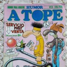 Cómics: HUMOR A TOPE - NORMA EDITORIAL. Lote 97563059