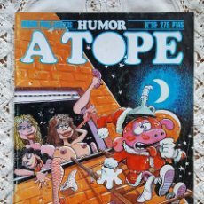 Cómics: HUMOR A TOPE - NORMA EDITORIAL. Lote 97563879