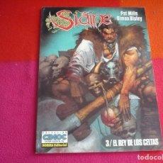 Cómics: SLAINE 3 EL REY DE LOS CELTAS ( PAT MILLS SIMON BISLEY ) ¡BUEN ESTADO! NORMA CIMOC EXTRA COLOR. Lote 97671407