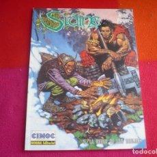 Cómics: SLAINE 5 LA REINA DE LAS BRUJAS ( PAT MILLS POWER ) ¡MUY BUEN ESTADO! NORMA CIMOC EXTRA COLOR. Lote 97671607