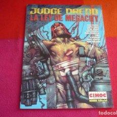 Cómics: JUDGE DREDD LA LEY DE MEGACITY ( JOHN BURNS ENNIS ALAN GRANT WAGNER ) ¡MUY BUEN ESTADO! NORMA. Lote 97671947