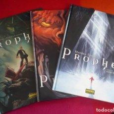 Cómics: PROPHET TOMOS 1, 2 Y 3 ( DORISON MATHIEU LAUFFRAY ) ¡MUY BUEN ESTADO! NORMA TAPA DURA I, II Y III. Lote 97672531