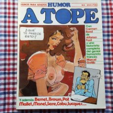 Cómics: HUMOR A TOPE - NORMA EDITORIAL. Lote 97674407