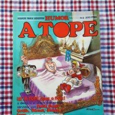 Cómics: HUMOR A TOPE - NORMA EDITORIAL. Lote 97674539