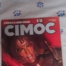 Cómics: CIMOC 53. Lote 97761155
