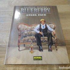 Cómics: UNA AVENTURA DEL TENIENTE BLUEBERRY. ANGEL FACE. NORMA. PRIMERA EDICIÓN, 2003. N° 11. Lote 98151327