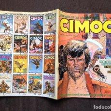 Cómics: CIMOC Nº 22 - NORMA 1982 - MUY BUEN ESTADO. Lote 98207831
