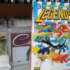 Cómics: LEGENDS JOHN OSTRANDER LEN WEIN JOHN BYRNE. DC COMICS. NORMA. Lote 98217115