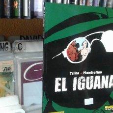 Cómics: EL IGUANA COLECCIÓN BN Nº 32 CARLOS TRILLO MANDRAFINA NORMA EDITORIAL . Lote 98218679