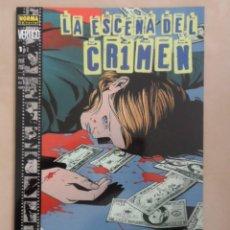 Cómics: LA ESCENA DEL CRIMEN COMPLETA 2 TOMOS - NORMA / VERTIGO - ED BRUBAKER & MICHAEL LARK. Lote 98237107