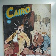Cómics: CAIRO. NORMA EDITORIAL. Nº 50. Lote 98373351