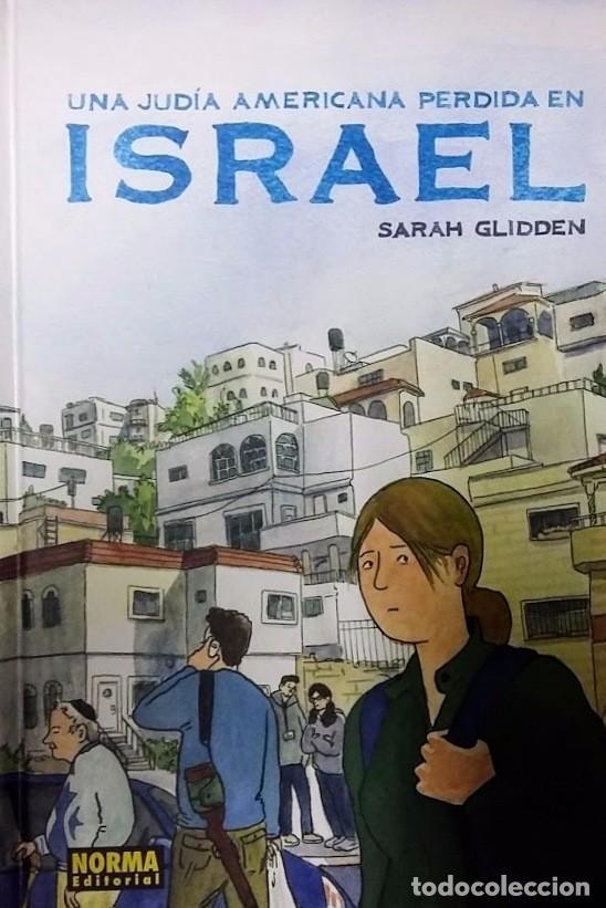 UNA JUDÍA AMERICANA PERDIDA EN ISRAEL (Tebeos y Comics - Norma - Otros)
