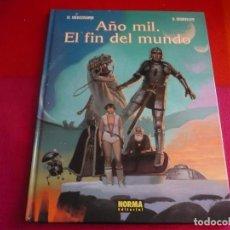 Cómics: EL MERCENARIO 7 AÑO MIL EL FIN DEL MUNDO ( VICENTE SEGRELLES ) ¡MUY BUEN ESTADO! TAPA DURA NORMA. Lote 98536407