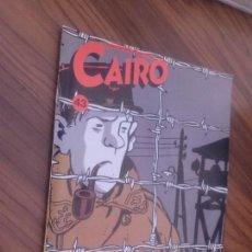 Cómics: CAIRO 43. GRAPA. BUEN ESTADO. VARIOS AUTORES. Lote 98616575