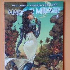 Comics: MADAME MIRAGE. Nº 2. RECOPILA Nº 4 A 6 USA - PAUL DINI. KENNETH ROCAFORT. Lote 98788218