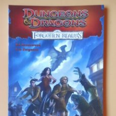 Cómics: DUNGEONS & DRAGONS. FORGOTTEN REALMS. COLECCIÓN ALQUIMIA, Nº 24. RECOPILA 1 A 5 USA - ED GREENWOOD. . Lote 98788254