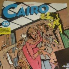 Cómics: CAIRO Nº 30 NORMA EDITORIAL. Lote 98807971