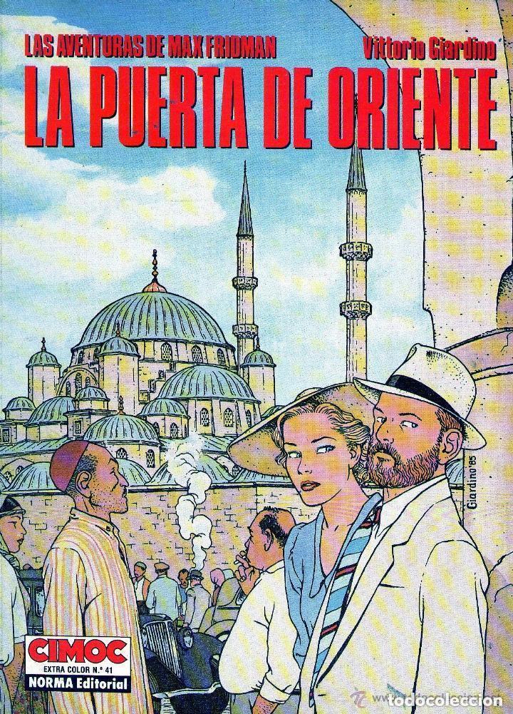 LOTE DE 3 NUMEROS DE LA COLECCION CIMOC EXTRA COLOR DE EDITORIAL NORMA (Tebeos y Comics - Norma - Cimoc)