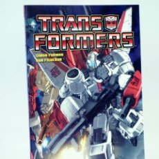 Fumetti: TRANSFORMERS. STORMBRINGER (SIMON FURMAN / DON FIGUEROA) NORMA, 2009. OFRT ANTES 12E. Lote 258825270
