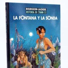 Comics: CIMOC EXTRA COLOR 117. HISTORIA DE CYANN 1: LA FONTANA Y LA SONDA (CLAUDE LACROIX / FRANÇOIS BOURGEO. Lote 237432065